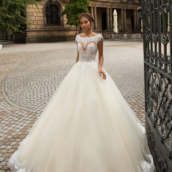 venčanice sa golim leđima, princeza venčanica, venčanice beograd | WD